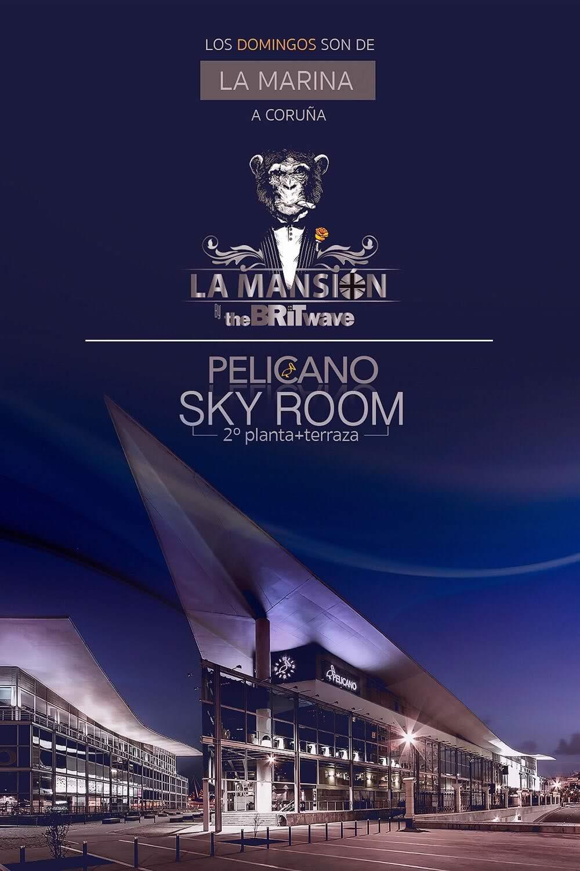 Sky Room Sala Pelícano