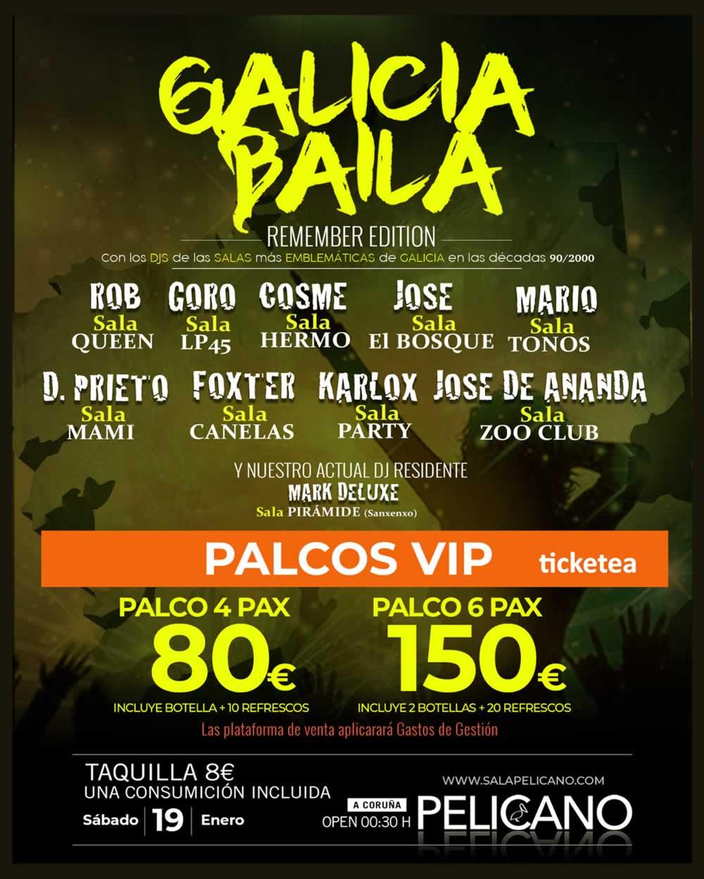 Galicia Baila