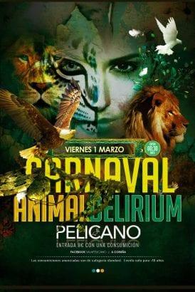 Carnaval Animal Delirium