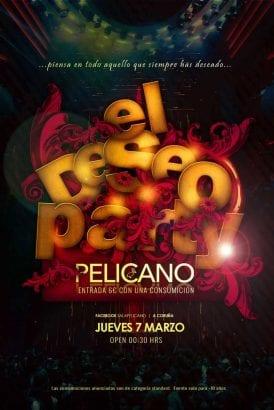 El Deseo Party