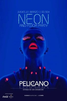 Neon And Fluor Party