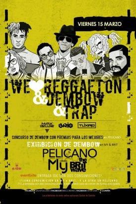 We love Reggaeton & Dembow & Trap
