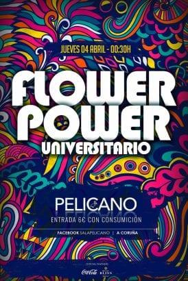 Flower Power Universitario