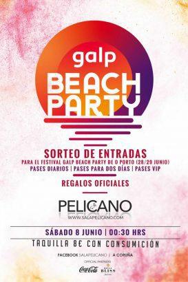 galp Beach Party