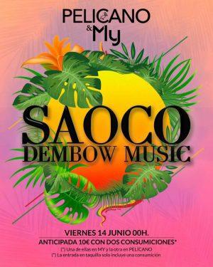 Saoco Dembow Music