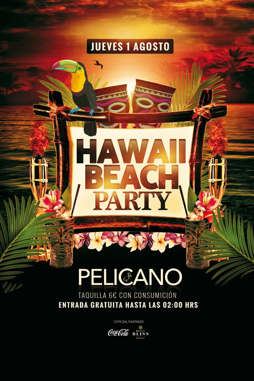 Hawaii Beach Party