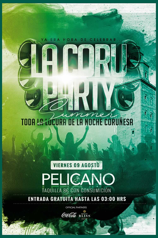 La Coru Party