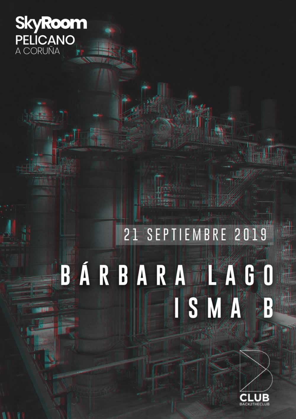 Barbara Lago - Isma B