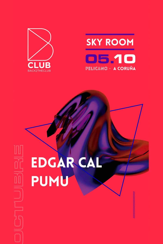 Edgar Cal - Pumu