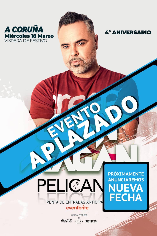 Juan Magan aplazado