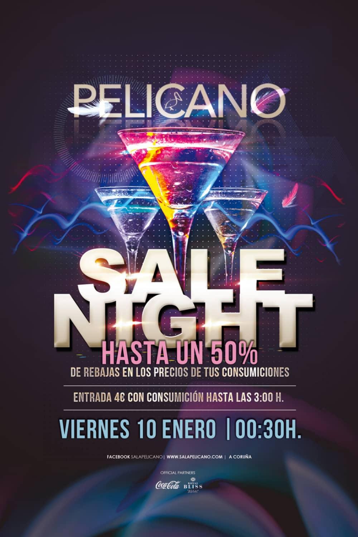 Sale Night