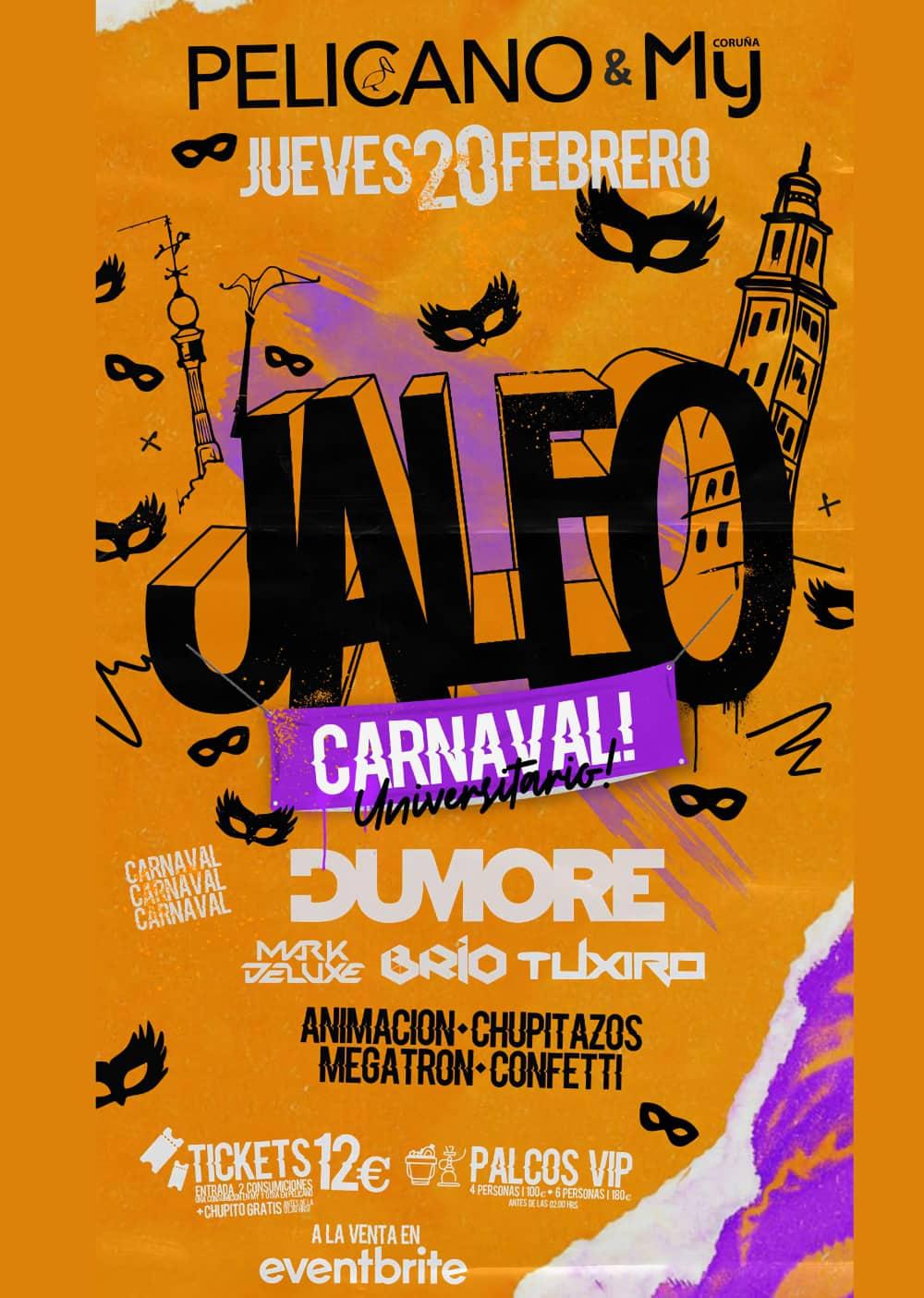 Jaleo Carnaval